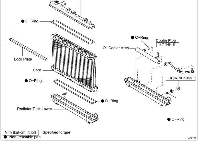 Components Ftt on Toyota Corolla Parts Diagram