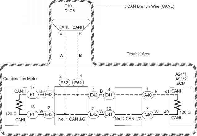 Wiring Diagram - Toyota Camry Repair