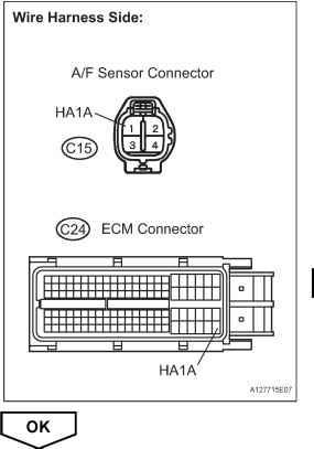Check Ecm Power Source Circuit Toyota Camry Repair