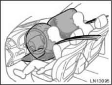 Seat belt pretensioners - Toyota Camry Repair - Toyota