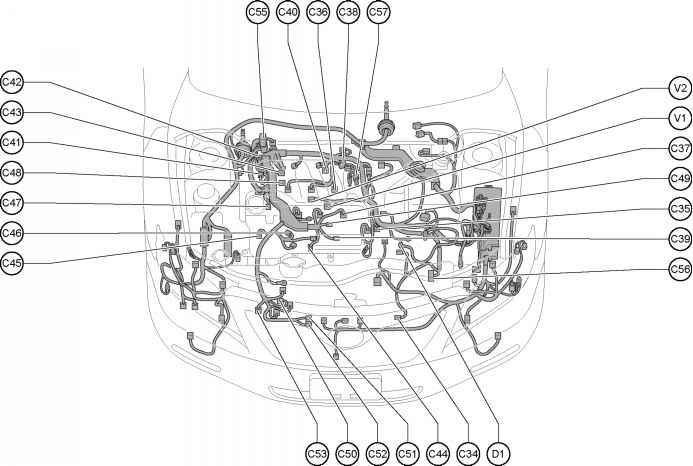 Mitsubishi Mirage Oxygen Sensor Com