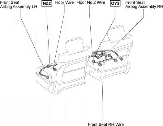 wo power seat - toyota camry repair