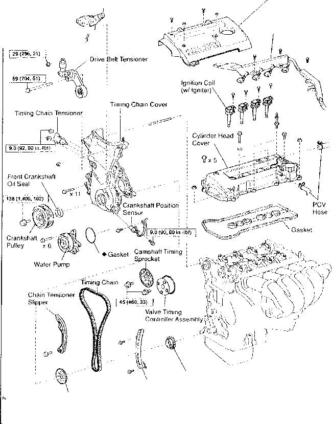 2000 toyota echo repair manual