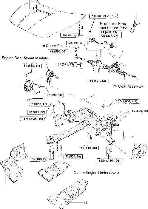 1988 toyota land cruiser engine diagram html