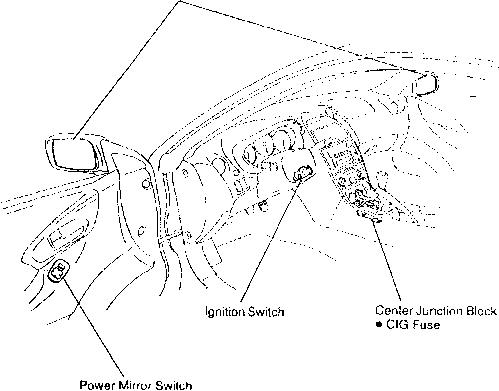 Diagram 1997 2003 Infiniti Qx4 O2 Sensor Location Infinitihelp