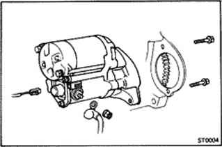 Mr2 Mk2 Engine Starter Motor