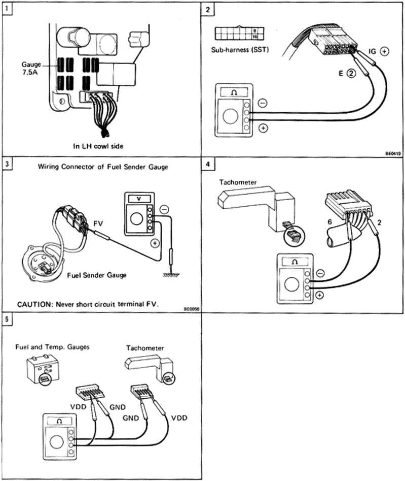 1839_393_1642 toyota speed meter tacho troubleshooting wiring diagram toyota celica supra mk2 86 repair 2011 Toyota Camry Fuel Pump Wiring Diagram at gsmportal.co