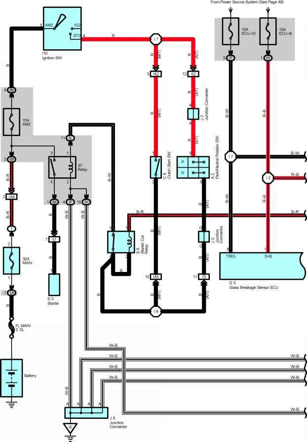 sequoia door lock actuator wiring diagram #3 How Door Locks Work Diagram sequoia door lock actuator wiring diagram