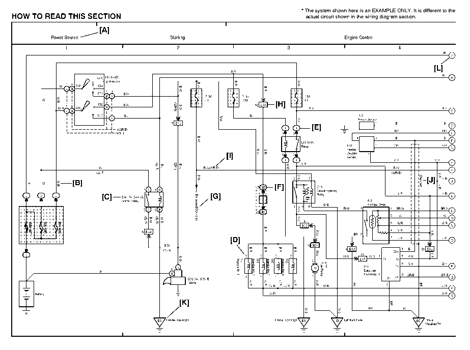similiar 2000 toyota corolla engine diagram keywords 2005 toyota corolla wiring diagram toyota corolla wiring diagram 1999