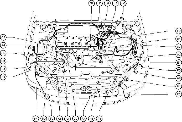 61 impala wiring diagram