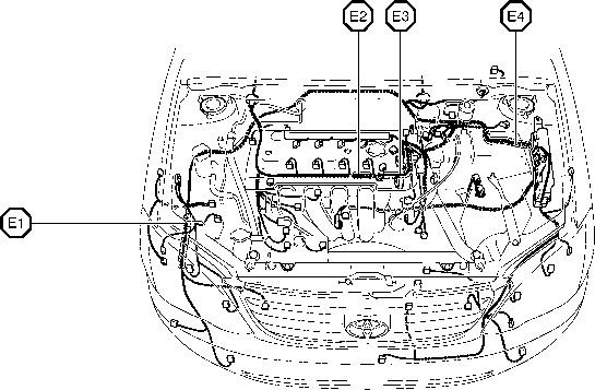 P0339 2008 honda accord additionally T3019331 Replacing serpentine belt 2003 pontiac in addition I Ground Point additionally P0031 2005 toyota highlander together with 1996 Toyota Corolla Cooling System Diagram. on 2006 toyota prius parts diagram