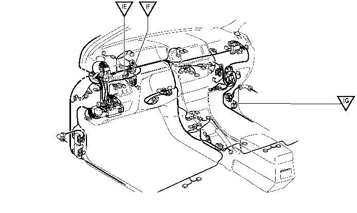Toyota Sienna Front Wire Harness on 2001 Toyota Avalon Fuse Diagram