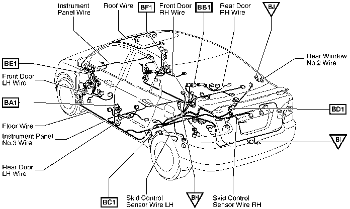 wiring diagram for cruise control on a 2004 corolla   51