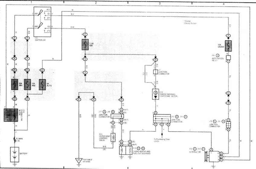 Toyota Pickup Wiring Diagram Download Wirning Diagrams