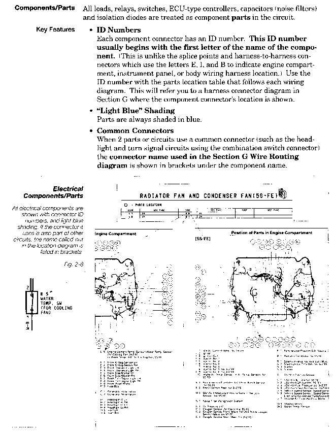 1994 toyota engine wiring diagram toyota camry electrical wiring diagram - toyota engine ...