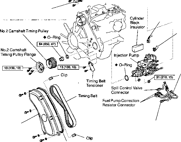 2000 celica gts engine diagram 2000 sienna engine diagram