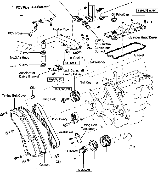 2000 celica gts engine diagram html