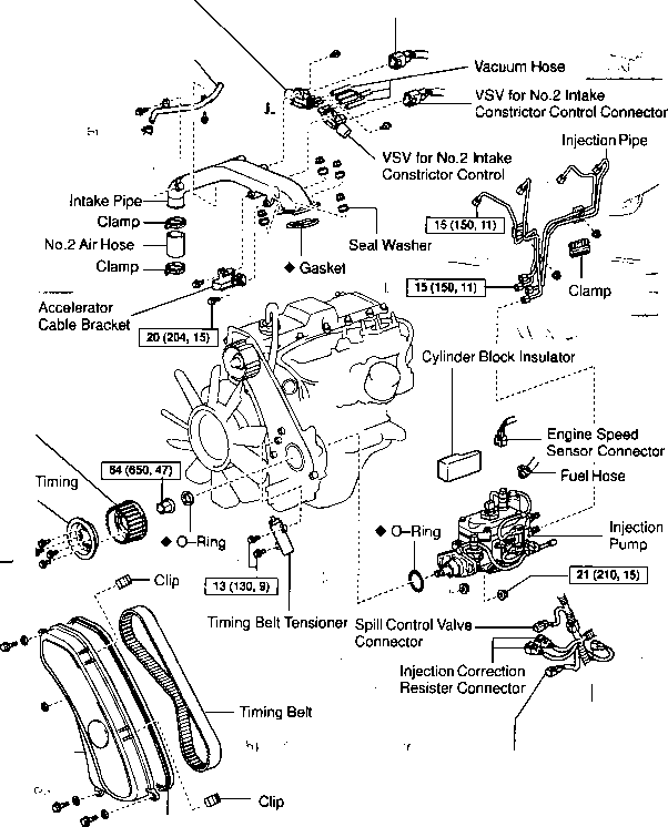 Toyota 1kz Te Fuel Pump Diagram on toyota supra fuel filter