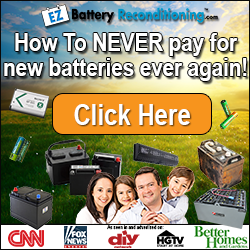 Recondition Battery Guide