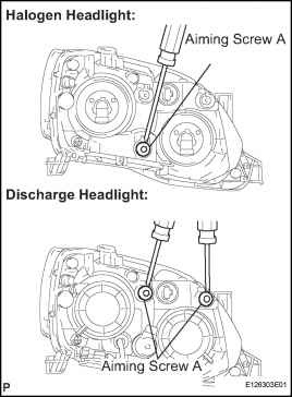 Headlight Adjustment 2006 Toyota Sequoia