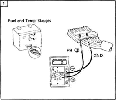 1991 Toyota Celica Fuel Pump Relay