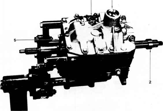Toyota Land Cruiser Fj4 Engine