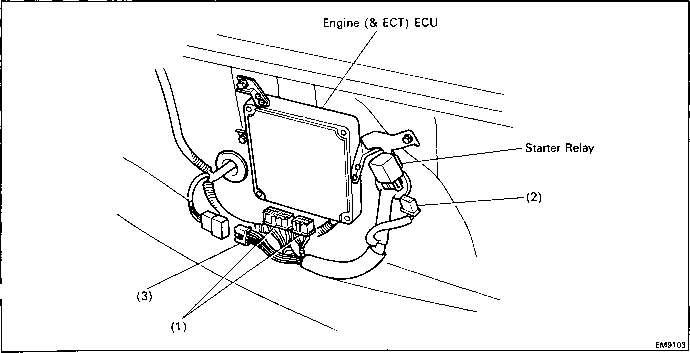 1991 Mr2 Oil Cooler Location