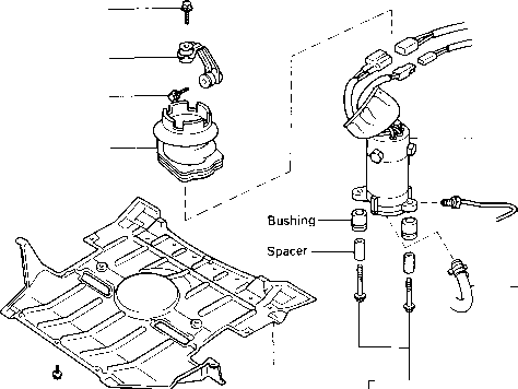 Sw20 Powersteering Pump Location
