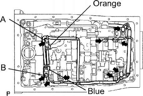 A750f Transmission Diagram