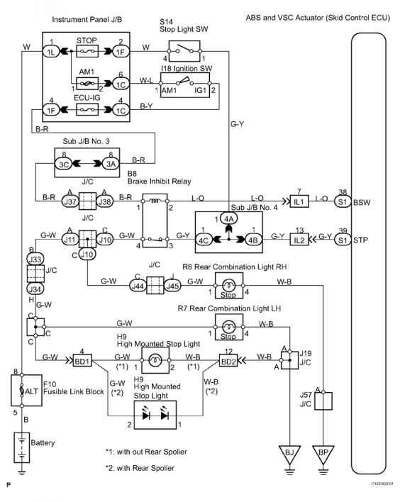 Toyota Dtc Connector Wiring Diagram