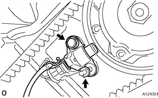 Toyota Hilux 1997 Timing Belt Diagram