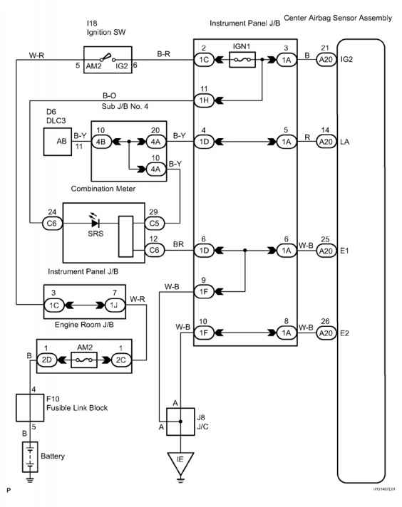 Toyota Mr2 Wiring Diagram Maf Sensor
