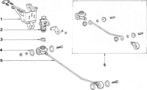 Lspv Load Sensing Proportioning Valve Toyota Land