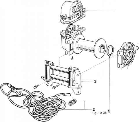 Electric Winch Wiring