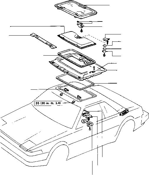 Mr2 Mk1 Wind Deflectors