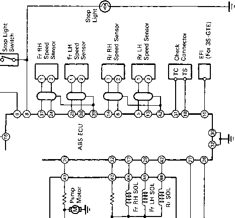 wiring diagram toyota mr2 mk2 1991 sw20 repair toyota service blog rh toyotaguru us 1991 toyota mr2 radio wiring diagram Wiring-Diagram MR2 Spyder