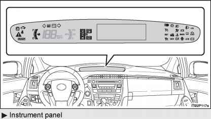 indicators and warning lights toyota prius 2010 manual rh toyotaguru us toyota prius 2010 owners manual pdf toyota prius 2010 owners manual pdf