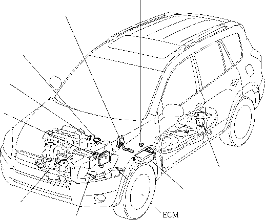 Engine Control System General on 2000 toyota rav4 engine diagram html