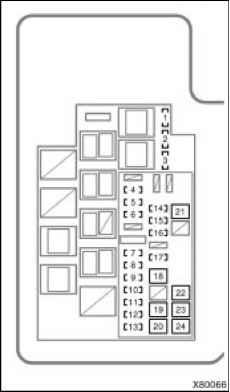 name manuals fuses on toyota rav4 2002 toyota rav4 manual. Black Bedroom Furniture Sets. Home Design Ideas