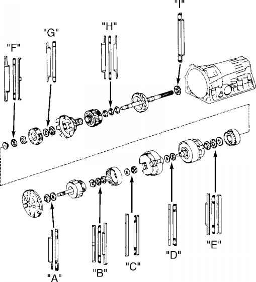 Toyota Corolla Transmission Solenoid moreover Build Up Project 4rocker 213341 furthermore Accumulator Spring Specifications Af Sequoia moreover Toyota A340f Transmission Harness together with 18408 Toyota 4runner 3rd Gen Color Code Chart. on toyota a340f transmission harness