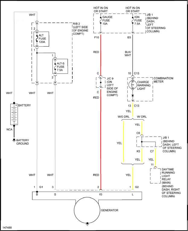 Wiring Diagrams - Toyota Sequoia 2001 Repair