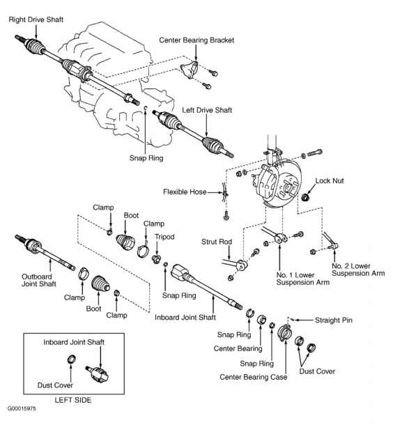 2008 Toyota Sequoia Suspension Diagram Com
