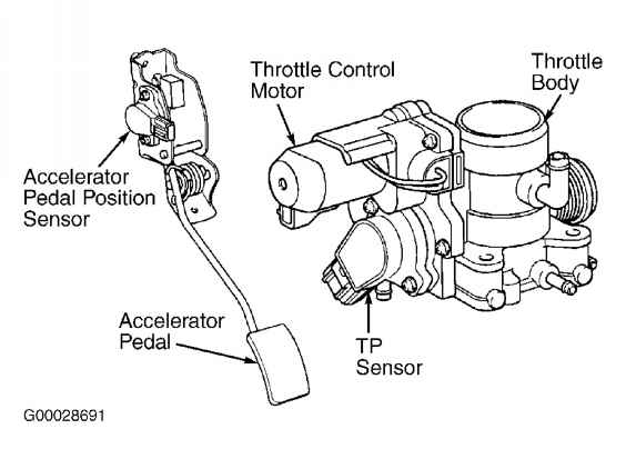 toyota carina throttle body