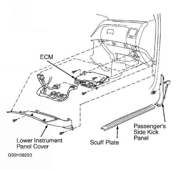 Ecm cover toyota sequoia 2001 repair toyota service blog Courtesy motor sales inc