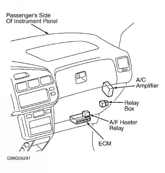 2004 toyota sequoia fuel relay wiring diagram   45 wiring