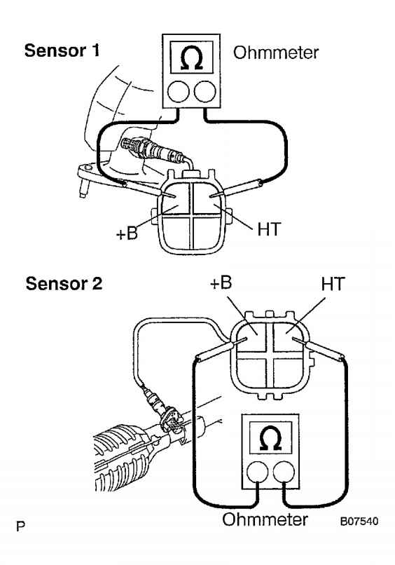 Sensor Wiring Diagram Further 2004 Toyota 4runner O2 Sensor Location