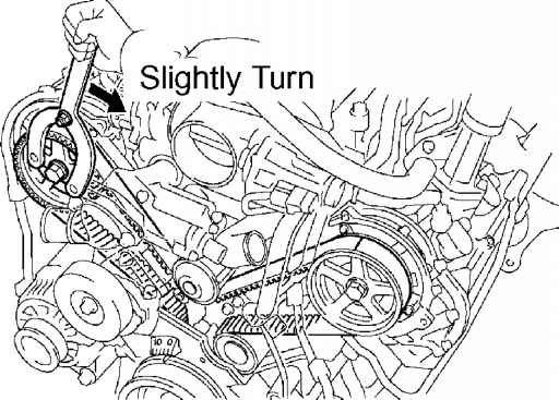 Gm 3 6l Traverse Engine Picture furthermore Saab Ignition Location further 4l Water Pump Location 2006 Toyota Camry together with How To Remove Timing Chain Cover On Toyota Vvti Engine Video 73151 besides 2001 Toyota Sequoia Fuse Diagram. on toyota highlander timing chain replacement