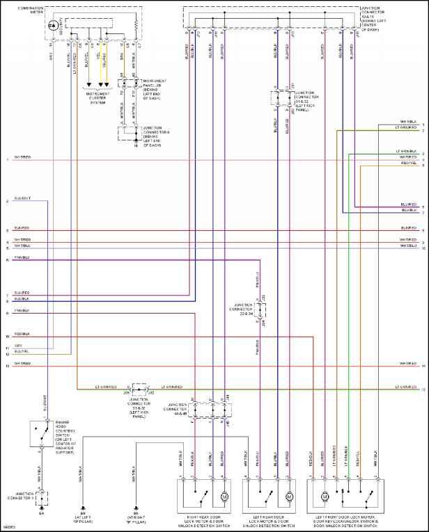 32 2004 Toyota Sequoia Radio Wiring Diagram - Wiring ...