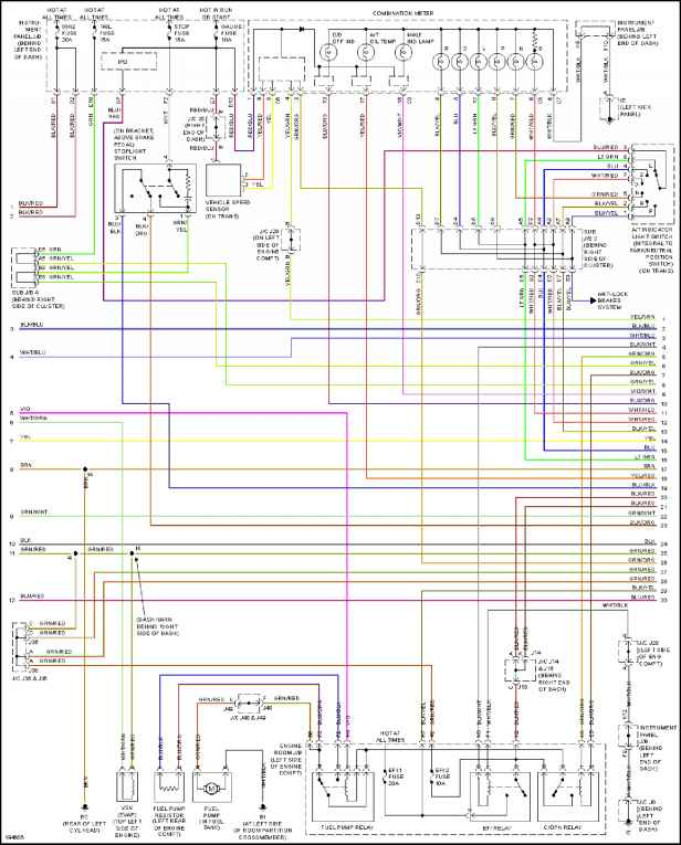 engine performance toyota sequoia 2004 repair toyota service blog rh toyotaguru us Toyota Camry Electrical Wiring Diagram 2008 Toyota Truck Coil Schematic