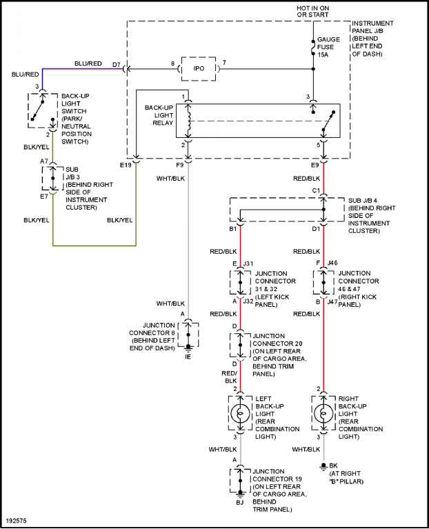 exterior lights toyota sequoia 2004 repair toyota service blog rh toyotaguru us toyota headlight wiring schematic toyota yaris headlight wiring diagram